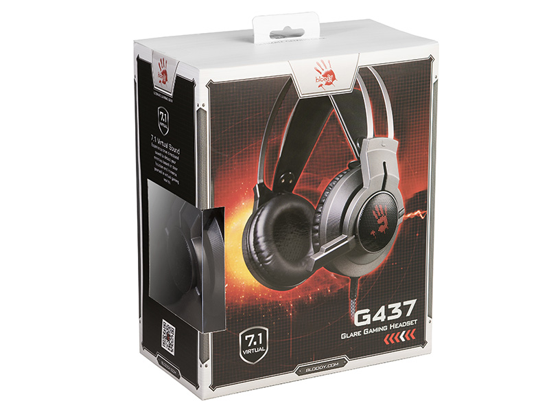Gaming headset A4TECH BLOODY G437