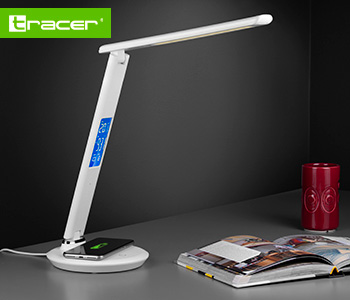 Tracer Luxia LCD Wireless Charger